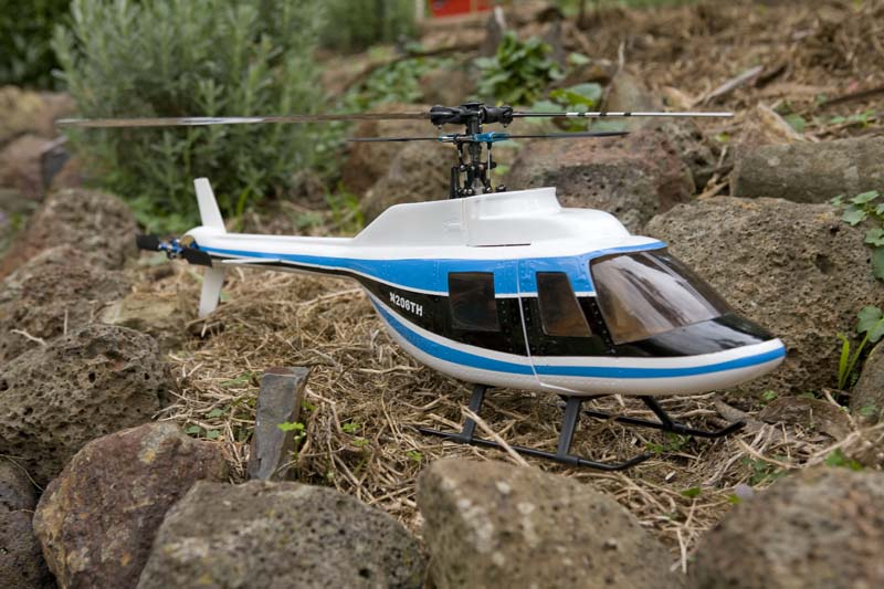 RC Heli Scale Fuselages