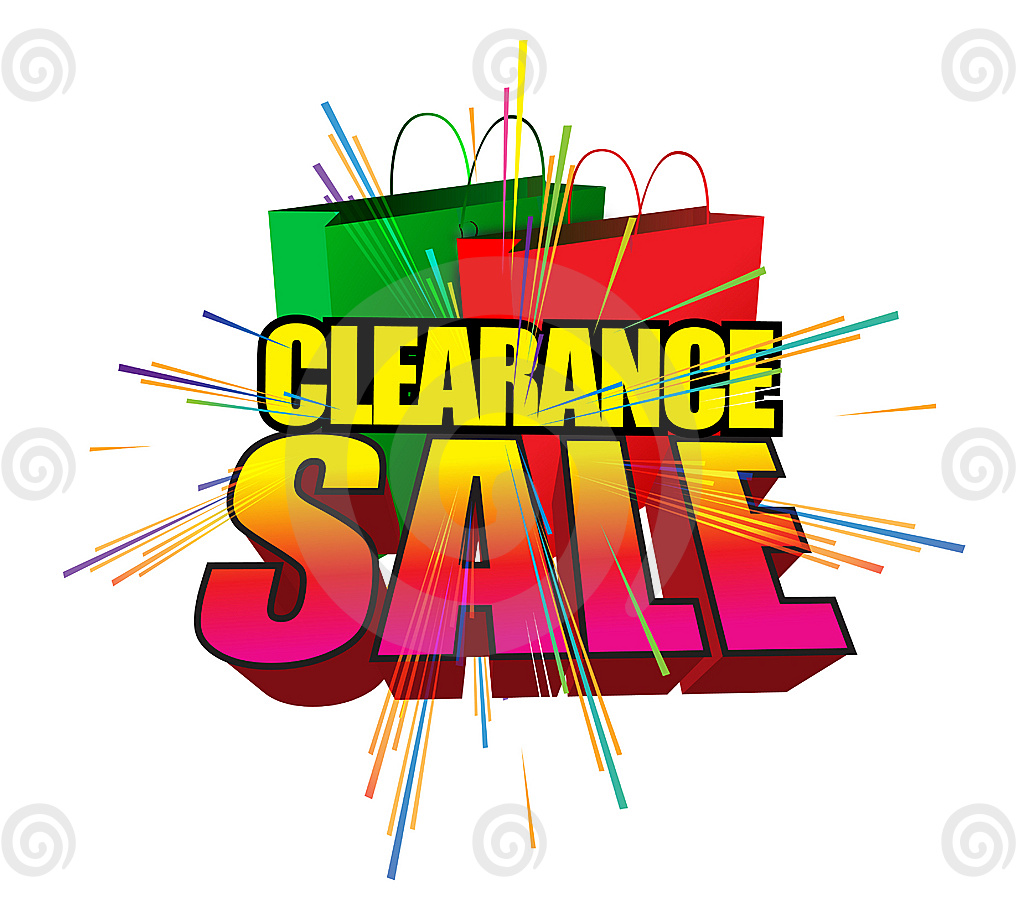 Discontinued / Clearance Sale